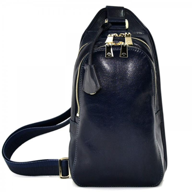aniary ボディバッグ Antique leather 牛革 Body bag 01-07004-dbl