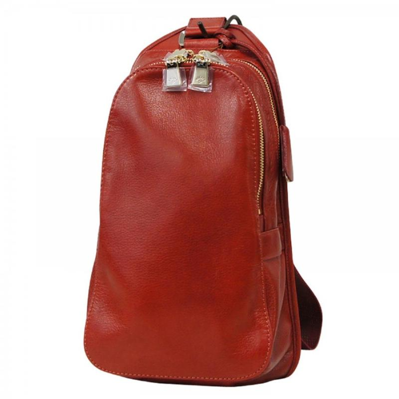 aniary ボディバッグ Antique leather 牛革 Body bag 01-07004-nrd