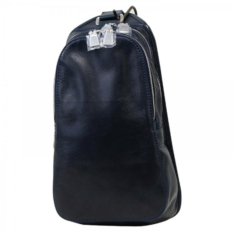 aniary ボディバッグ Antique leather 牛革 Body bag 01-07004-nv