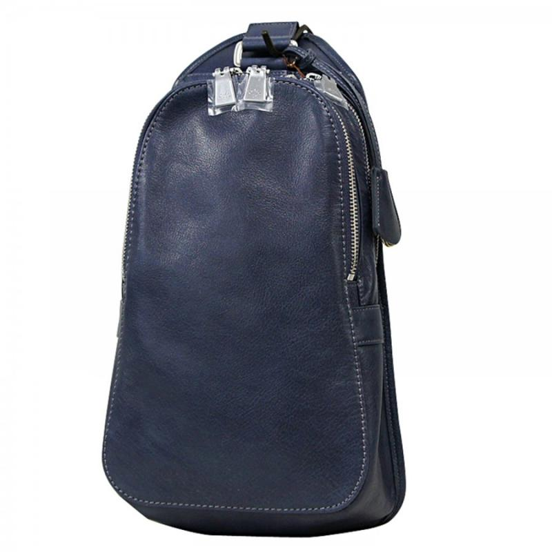 aniary ボディバッグ Antique leather 牛革 Body bag 01-07004-bgy