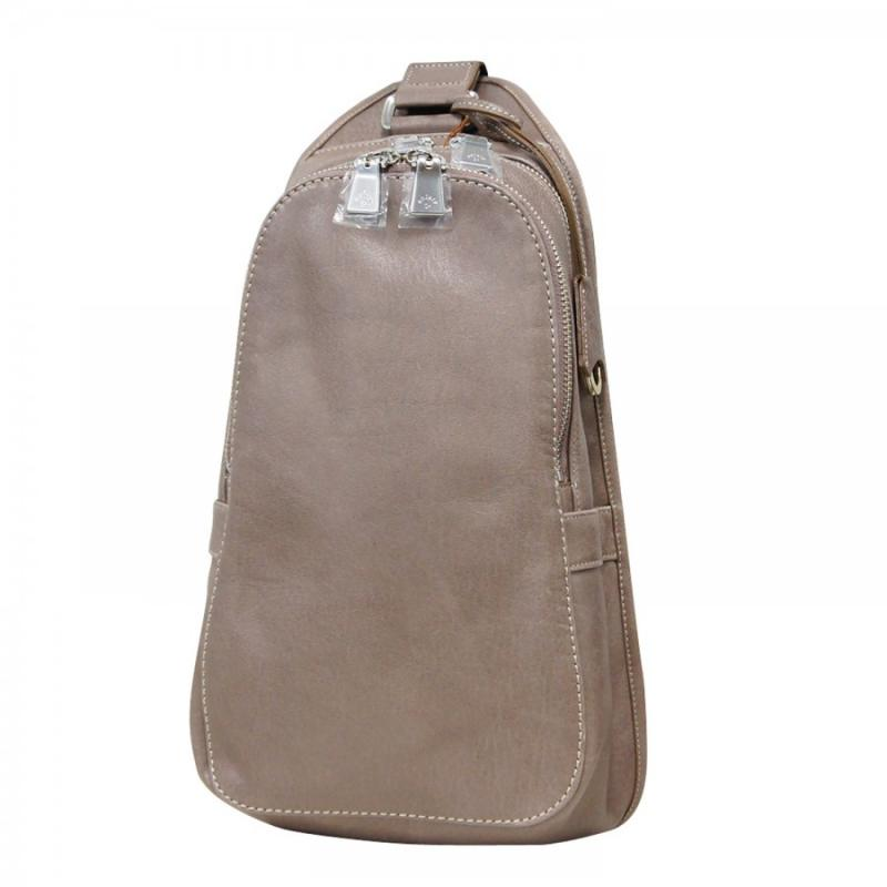 aniary ボディバッグ Antique leather 牛革 Body bag 01-07004-be