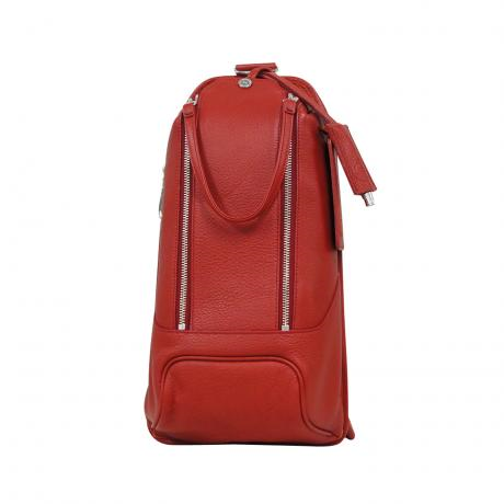 PELLE MORBIDA ボディバッグ bodybag  pmo-mb032a レッド RED