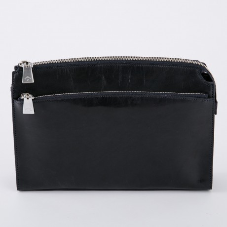 aniary クラッチバッグ Ideal leather 牛革 Clutchbag 11-08003-nv