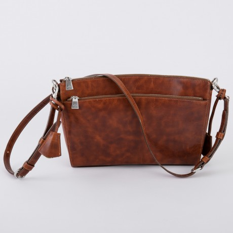 aniary ショルダーバッグ Ideal leather 牛革 Shoulder 11-03001-ca