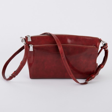 aniary ショルダーバッグ Ideal leather 牛革 Shoulder 11-03001-rd