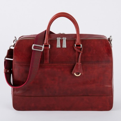 aniary ブリーフバッグ Ideal leather 牛革 Briefcase 11-01006-rd