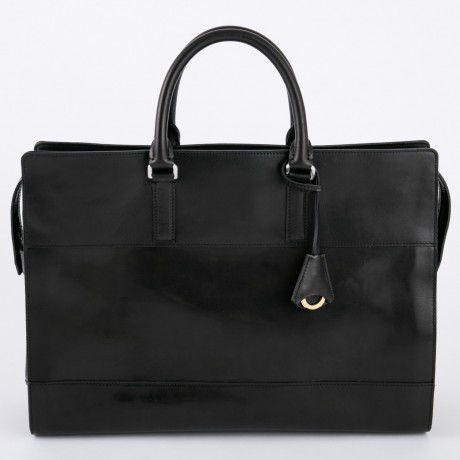 aniary ブリーフバッグ Ideal leather 牛革 Briefcase 11-01004-bk
