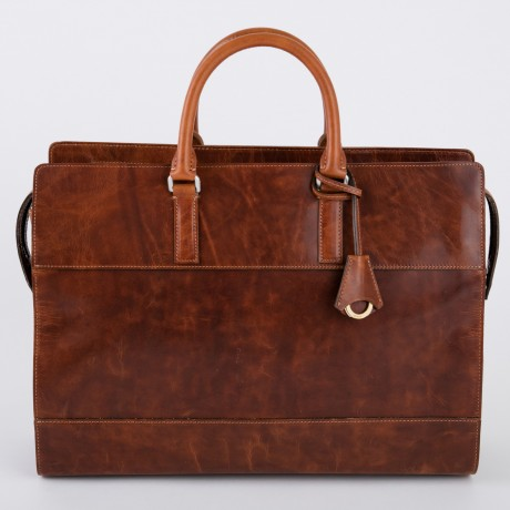 aniary ブリーフバッグ Ideal leather 牛革 Briefcase 11-01004-ca