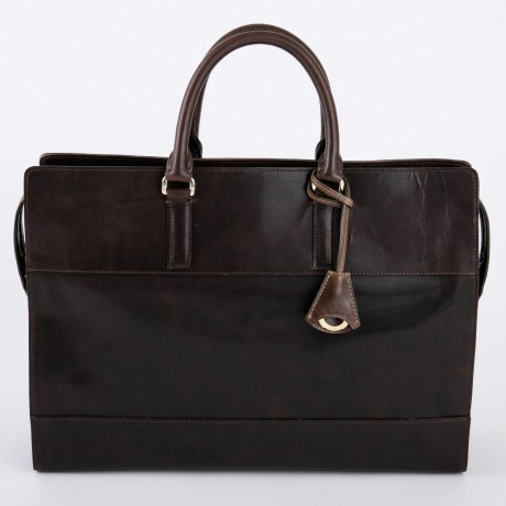 aniary ブリーフバッグ Ideal leather 牛革 Briefcase 11-01004-dbr