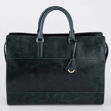 aniary ブリーフバッグ Ideal leather 牛革 Briefcase 11-01004-slt
