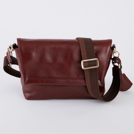 aniary メッセンジャーバッグ Antique leather 牛革 Messengerbag 01-04002-ma