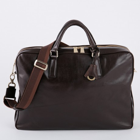 aniary ブリーフバッグ Antique leather 牛革 Briefcase 01-01007-dbr