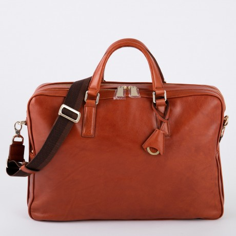 aniary ブリーフバッグ Antique leather 牛革 Briefcase 01-01007-rbr