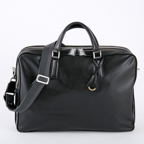 aniary ブリーフバッグ Antique leather 牛革 Briefcase 01-01007-dgr