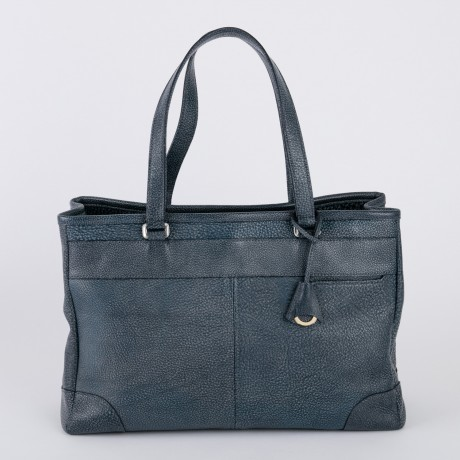 aniary トートバッグ Grind Leather 牛革 Totebag 15-02000-nv