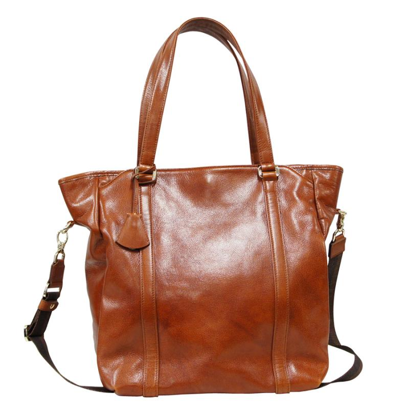 aniary トートバッグ Antique leather 牛革 Totebag 01-02012-rbr