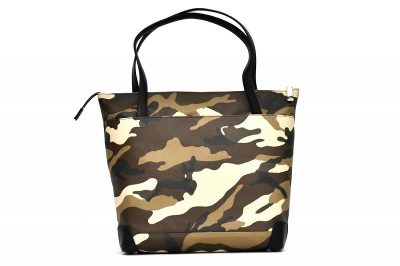 PELLE MORBIDA トートバッグ Tote bag PVC  PMO-ON009PVC