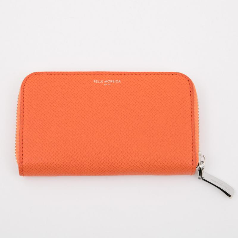 PELLE MORBIDA キーケース KEY CASE PMO-BAAC003  オレンジ ORANGE