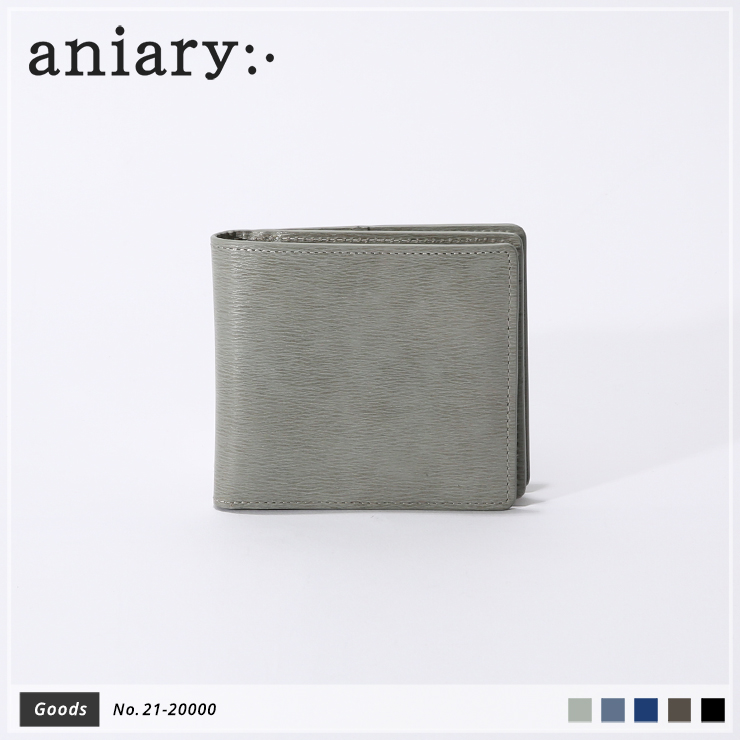 【aniary|アニアリ】ウォレット Inheritance Leather 21-20000 Gray