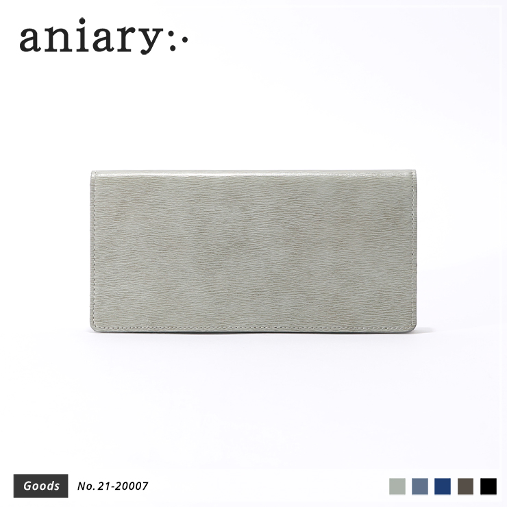 【aniary|アニアリ】ウォレット Inheritance Leather 21-20007 Gray