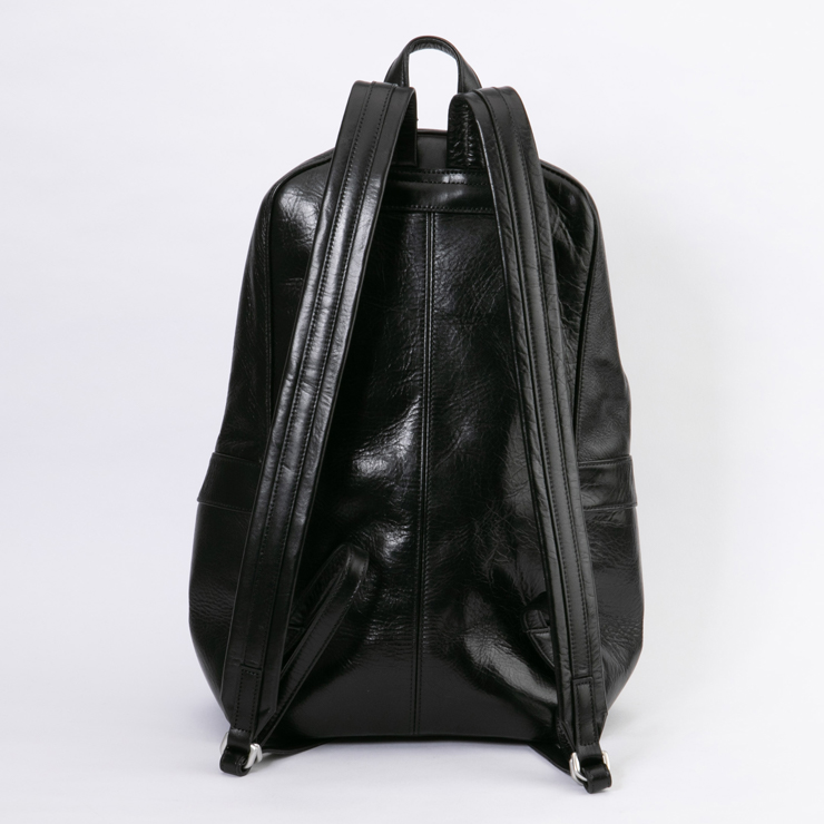 aniary リュックサック Antique Leather 牛革 Backpack 01-05000-dbr