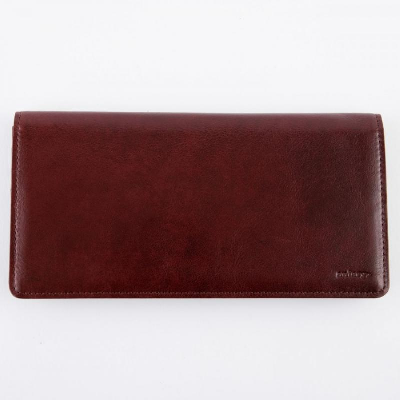 aniary 長財布 Antique Leather 牛革 Wallet 01-20007-ma