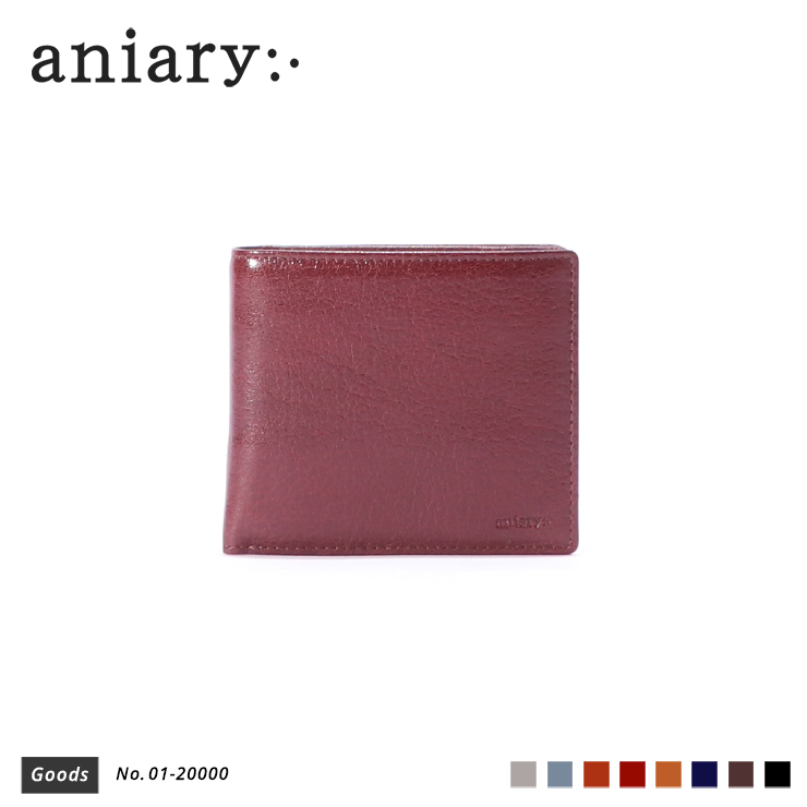 【aniary|アニアリ】ウォレット Antique Leather 01-20000 Marron
