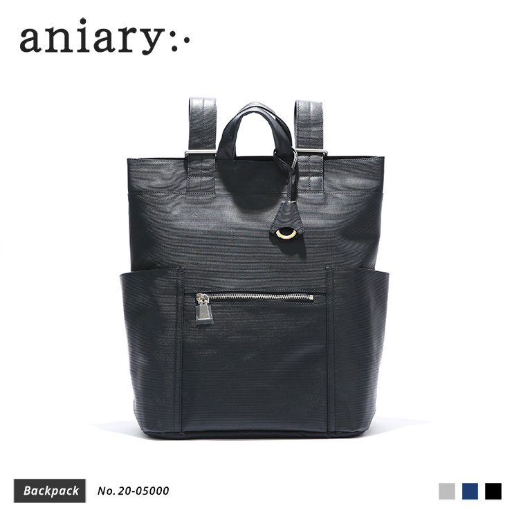 【aniary|アニアリ】バックパック Refine Leather 20-05000 Navy
